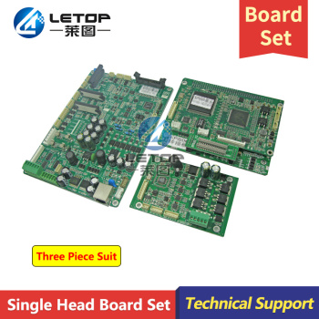 the inkjet main board xp600  printhead  single headboard for the xp600machine.