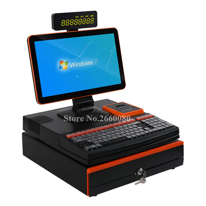 wifi POS System Machine 15.6