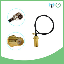 Extension Cord U.FL IPX to RP-SMA male Connector Antenna RF Pigtail Cable Jumper for PCI WiFi Card RP-SMA Jack to IPX RG178 10pcs rp sma male jack center solder semi rigid rg405 50 1 5 rf sma connector