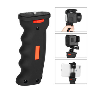 Image 1 - ใหม่กล้องปืนพก Grip Universal Handle ผู้ถือ Grip Selfie Stick สำหรับกล้อง GoPro โทรศัพท์สมาร์ท