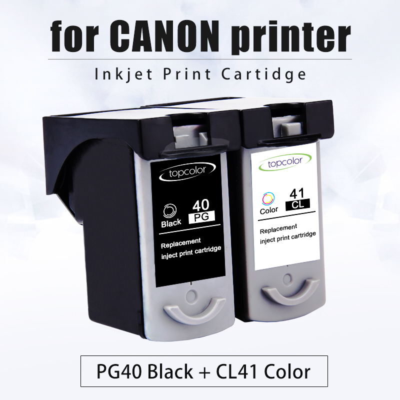 4PK PG-40 PG40 Ink Cartridges for Canon PIXMA MP140 MP150 IP1200 IP2200 MX300