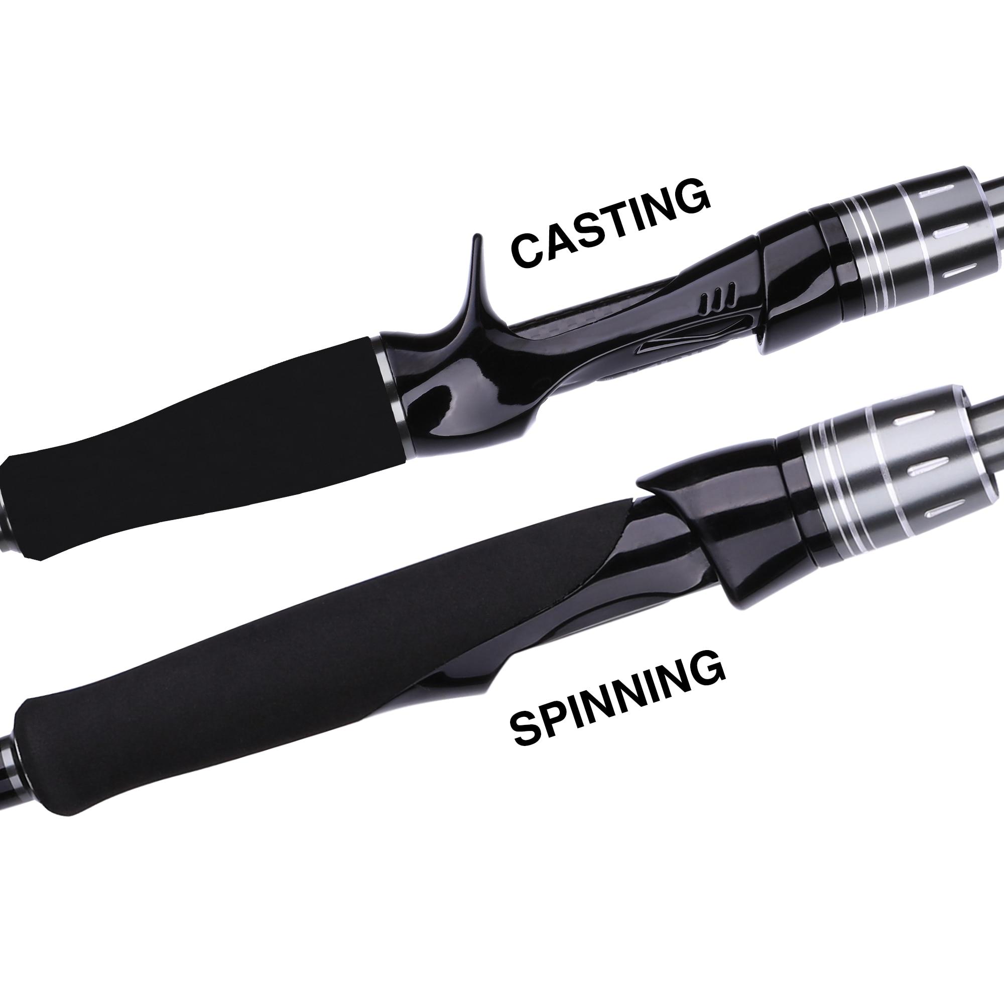 MIFINE MAXIMUS Spinning/Baitcast Rod  5