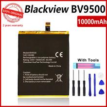 100 oryginalny 5580mAh bateria do telefonu dla Blackview BV9600 Pro V9600E BV9600 wysokiej jakości baterie z narzędziami + numer śledzenia tanie tanio oein Powyżej 5000 mAh CN (pochodzenie) For Blackview BV9600