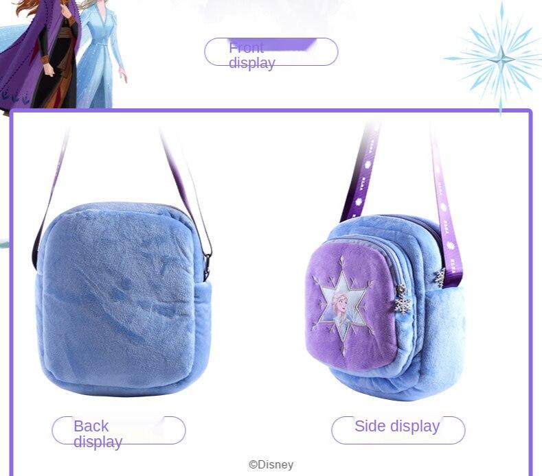 Disney congelado dos desenhos animados bonito bolsa