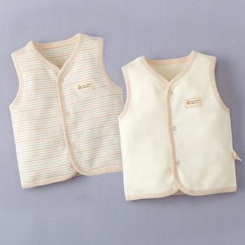 Unisex Warm Turtleneck Vest Toddler Infant Outwear 2