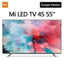 Xiaomi Mi TV 4S inteligente de 55 pulgadas 4K HD televisión LED 2G RAM + 8G soporte de almacenamiento Netflix Android Dolby + DTS Control de voz