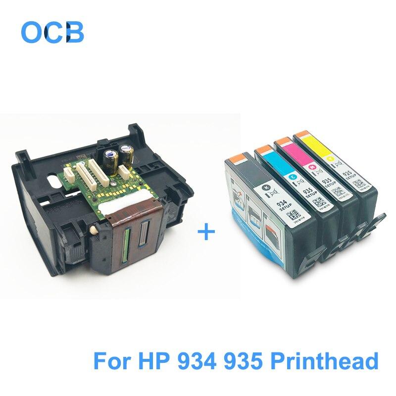 C2P18A 934 935 XL 934XL 935XL Printhead With Setup Cartridge For HP 6800 6810 6812 6815 6820 6822 6825 6830 6835 6200 6230 6235