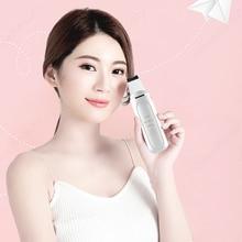 Face Skin Scrubber Deep Face Cleaning Machine Ultrasonic Skin Scrubber Peeling Shovel Facial Pore Cleaner Face Lift Machine