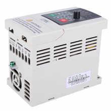 1,5 KW VFD Einphasig zu 3 Phase Inverter Variable Frequenz Konverter Inverter 220V Frequenz Inverter Stick