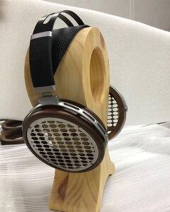 Image 5 - 105mm Large Headphone Housing Open Type Headset Headphone DIY Customized Wood Headphone Shell Case