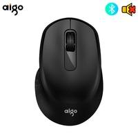 Aigo M32 1600 DPI USB Mouse ottico senza fili per Computer 2.4G ricevitore gaming Super Slim mini Mouse gamer girl per PC Laptop