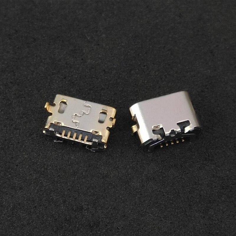 50pcs/lot For Huawei 4X 4X Y6 4A P8 C8817 P8 Max P8 Lite 4C 3X Pro G750-T20 Micro USB Charging Port Connector Plug Jack Socket
