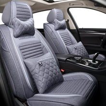 Car-Seat-Covers Auto-Accessories Octavia Kodiaq ZHOUSHENGLEE Car-Styling Superb Universal