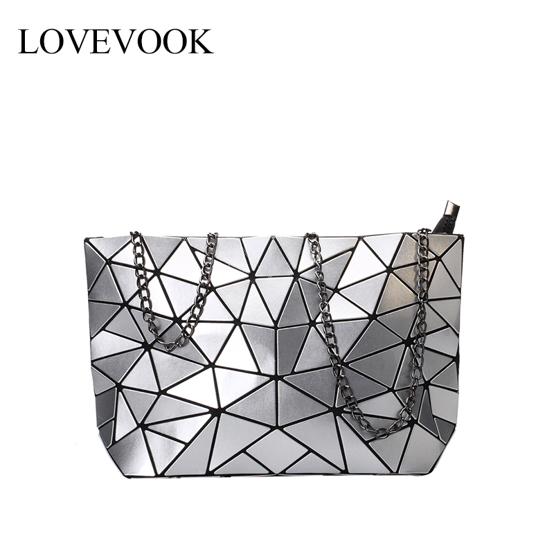 LOVEVOOK Crossbody Bags For Women 2019 Foldable Messenger Bag With Retro Women Shoulder Bag Luxury Handbags Designer Geometric