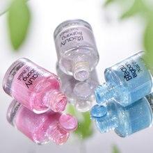 Beautybigbang 8 мл Лак для ногтей Жемчуг Русалка голубого и
