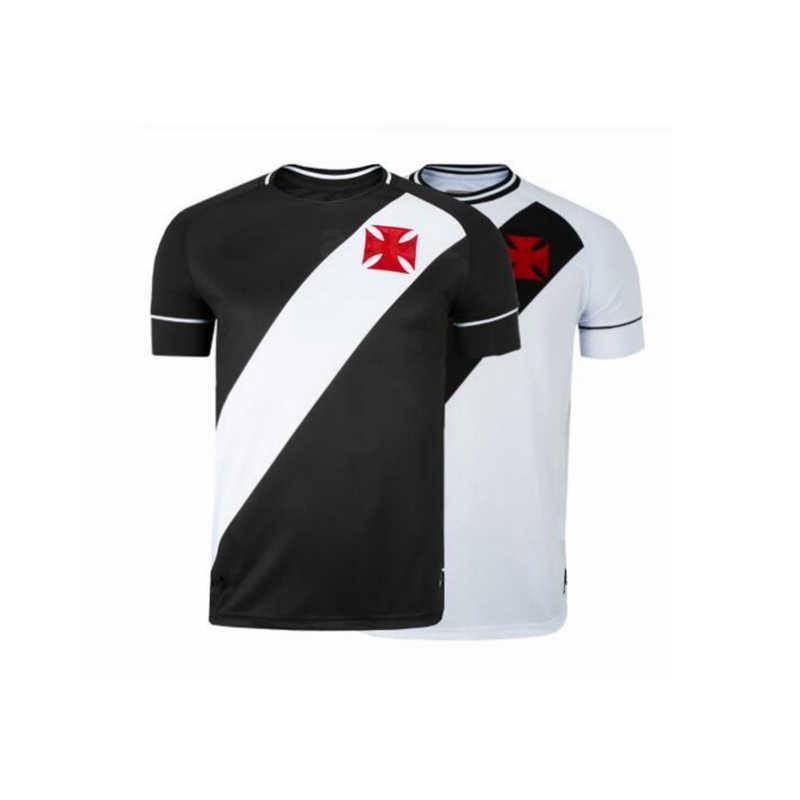 2020 Hommes Camisa Branca Vasco untuk Da Gama Preto 20/21 Lazer Moda Camisas Navio Livre Camisa De Futbol