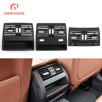 Rear Air Outlet Vent Dash Panel Grille Cover for BMW 5 Series F10 F11 Interior Mouldings Panel Grille 64229172167 image