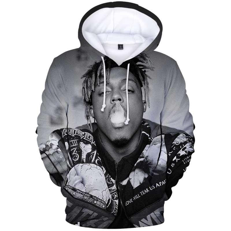 Пуловер с капюшоном свитшоты уличная одежда в стиле Харадзюку
