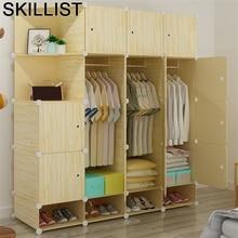 Storage Garderobe Dresser Dressing Penderie Rangement Armoire Chambre Mueble De Dormitorio Guarda Roupa Closet Cabinet Wardrobe