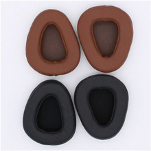 1 Pair Durable Ear Pads Replacement Cushion For Skullcandy Aviator 2.0 Headphones Earpads Active Noise Cancelling Eh# high quality replacement ear pads for cowin e7 e7 pro active noise cancelling headphone earpads cushion earmuff eh