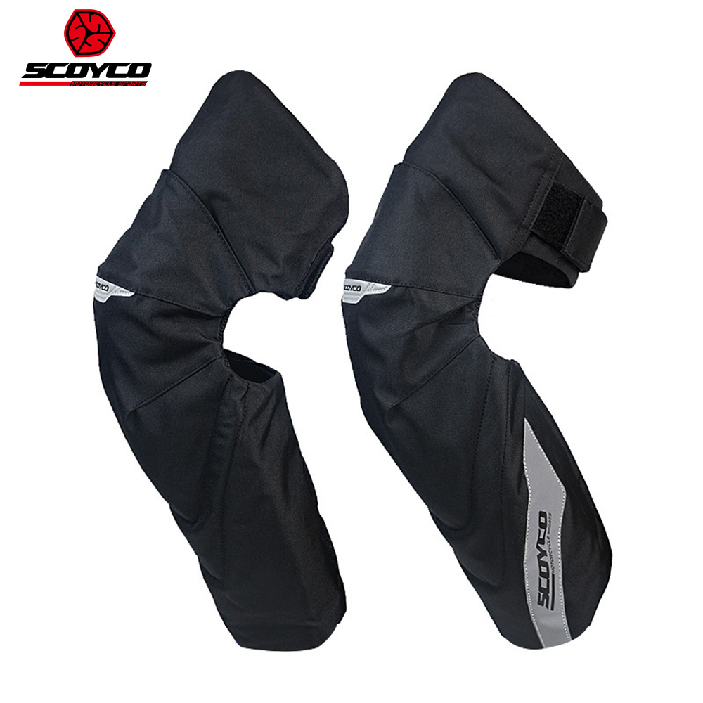 SCOYCO Motorcycle KneePad Motocross MX Knee Pads Guards Motorbike Riding Protection Knee Protector Racing Guards Safety Gears