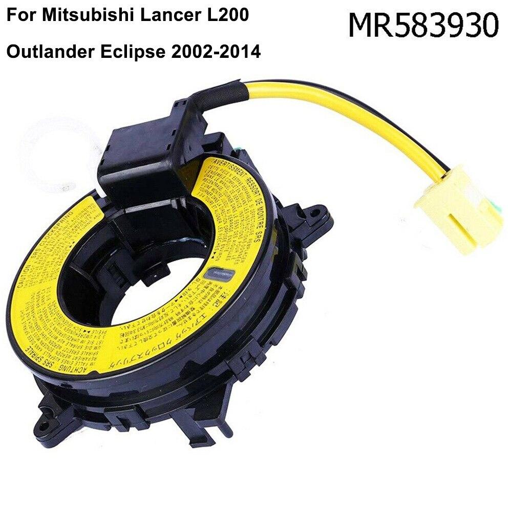 كبل حلزوني ساعة الربيع MR583930 لميتسوبيشي لانسر L200 أوتلاندر الكسوف 2002-2014 MR-583930