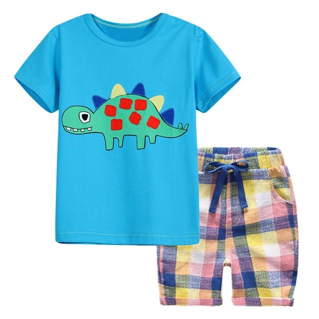 Conjunto de ropa de niño de bebé ropa para niño 3
