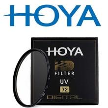 HOYA HD UV 49mm 52mm 55mm 58mm 62mm 67mm 72mm 77mm 82mm דיגיטלי UV (אולטרה סגול) מסנן עבור Canon Nikon Sony Fijifilm