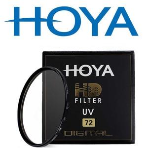 Image 1 - HOYA HD UV 49mm 52mm 55mm 58mm 62mm 67mm 72mm 77mm 82mm דיגיטלי UV (אולטרה סגול) מסנן עבור Canon Nikon Sony Fijifilm