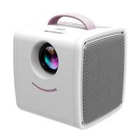 Mini Q2 Crianças Casa Projetor Portátil Led Hd 1080P Apoio Projetor Pequeno 20 80 Polegada Tamanho da Projeção|Sistema de conferência| |  -