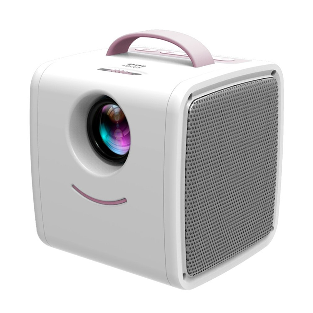 Mini Q2 Home Children Projector Portable Led Support Hd 1080P Small Projector 20-80 Inch Projection Size
