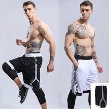 Basketball Shorts Summer Casual Men Striped Men's Sportswear Short Sweatpants Jogger Breathable Short Trousers Boardshorts Man