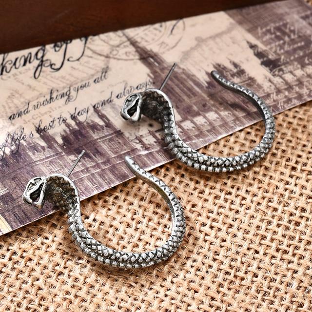 Vintage Earrings Fashion Snake Pattern Hanging 2020 Earrings for Women Boho Stud Earrings Jewelry Gift.jpg 640x640 - Vintage Earrings Fashion Snake Pattern Hanging 2020 Earrings for Women Boho Stud Earrings Jewelry Gift