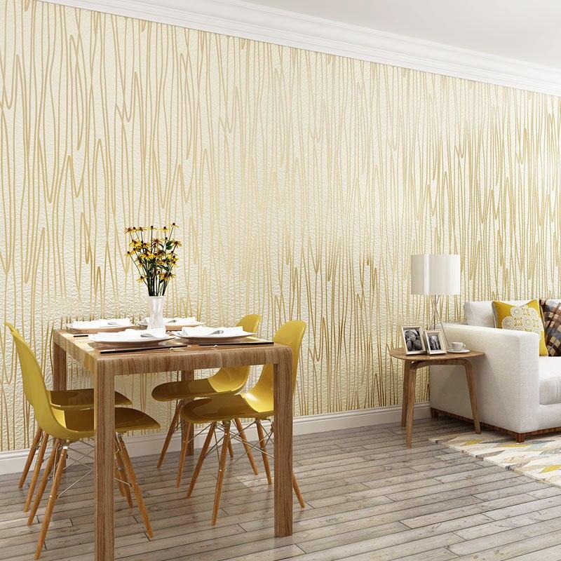 3D haute qualité cerf daim papier peint moderne simple élégant épais sans couture décor à la maison papier peint salon chambre hôtel suprême
