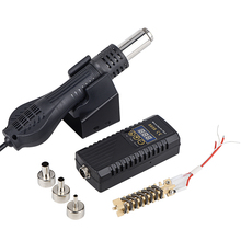Hair-Dryer Heat-Gun Soldering-Station Welding-Repair-Tools Digital 8858 JCD Micro-Rework