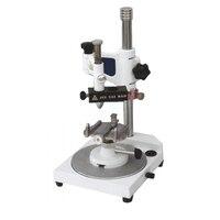 Dental Lab Equipment parallelometer Square Base Dental Lab Surveyor Visualizer with 7 Tips