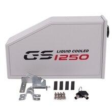 Ящик для инструментов декоративная алюминиевая коробка ящик для инструментов 5 литров для левой боковой кронштейн для BMW R1250GS Adventure