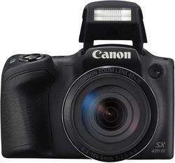 USED Canon PowerShot SX420 Digital Camera w/ 42x Optical Zoom - Wi-Fi & NFC