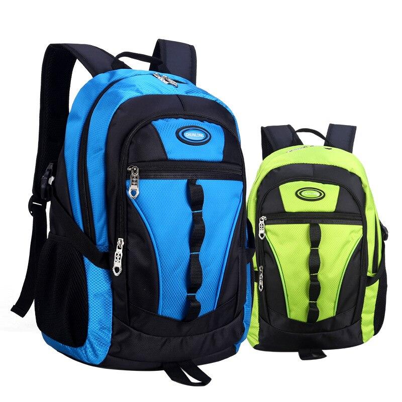Multi-functional Multi-pockets Large-Volume Casual Shoulder Mountain Climbing Travel Bag Men's Women's Quality Assurance