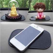 سجادة سيارة مضادة للانزلاق ، حامل هاتف خلوي ، سجادة سحرية متعددة الوظائف ، لوحة تخزين ، يمكن وضع نظارات الهاتف الخلوي