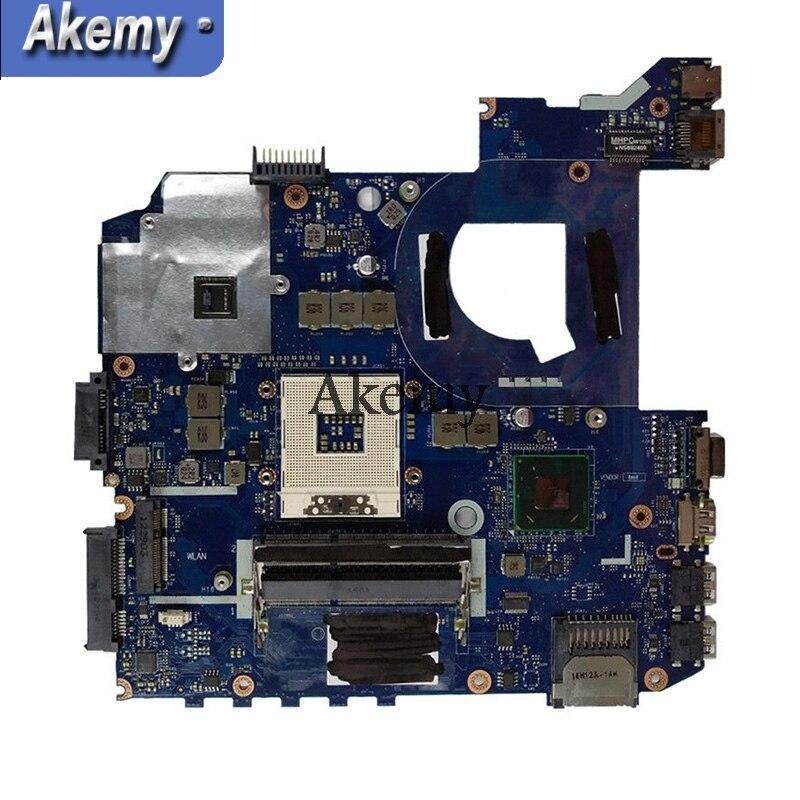 Para ASUS K45VM K45VD A45V K45VJ K45VS A85V P45VJ QCL40 LA-8221P REV1.0 GT635/630/610M 2G Sistema Laptop Motherboard Mainboard