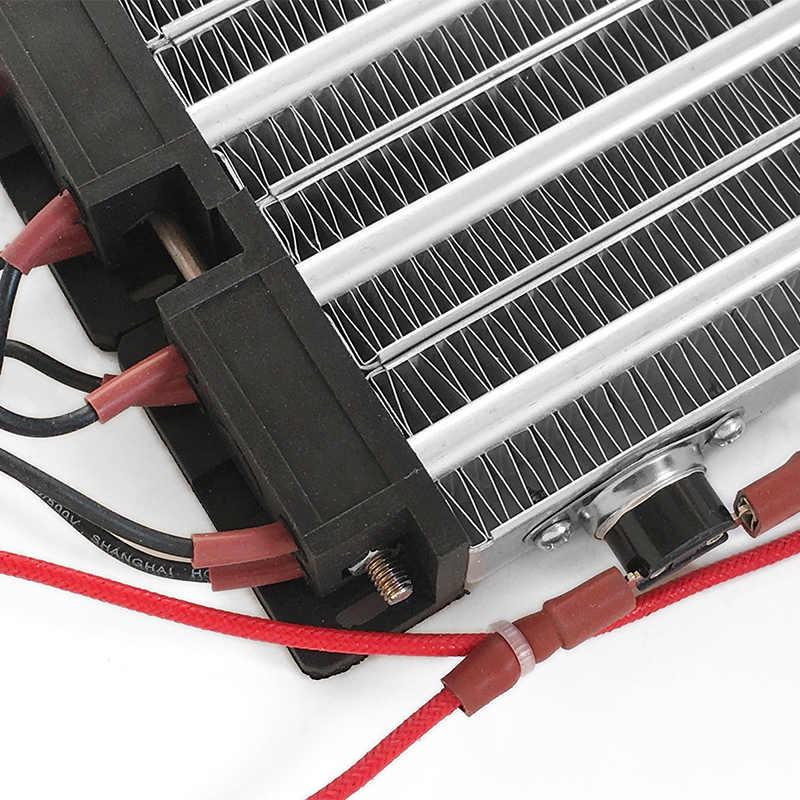 Высокое качество 2000 Вт 220 В Электрический нагреватель PTC керамический воздушный обогреватель изолированный 230*102 мм