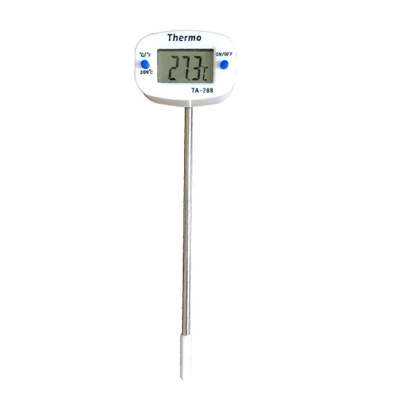 Baby Bath Water Thermometer LCD Display Test Tool Food Milk Temperature Measure
