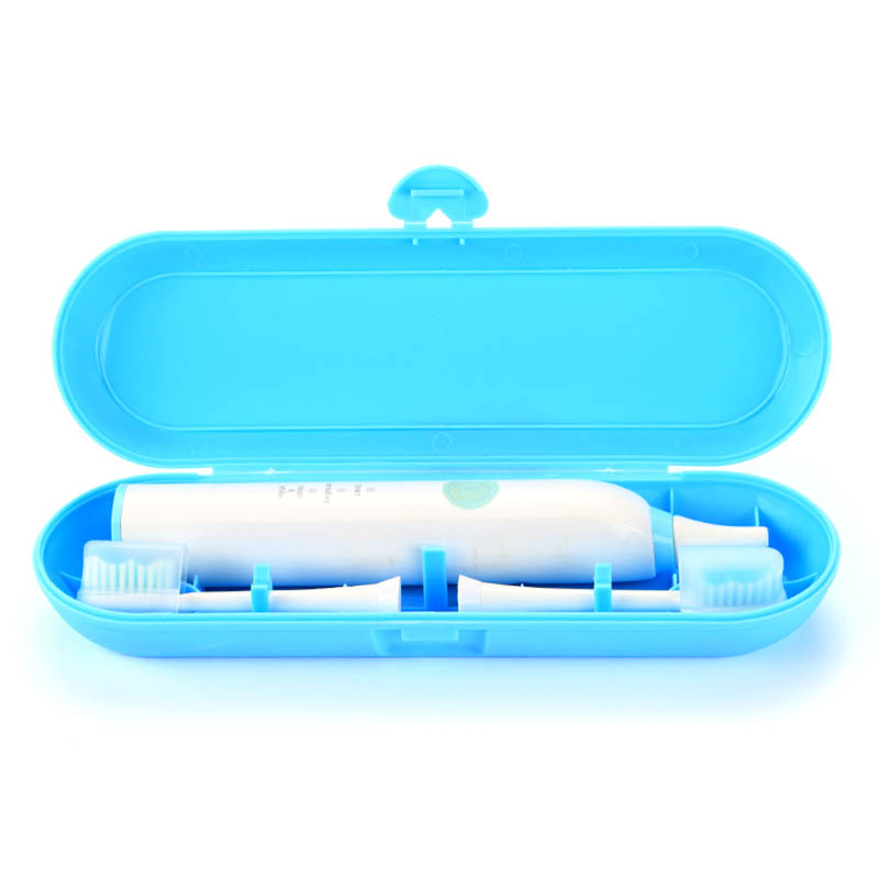 Portable Plastic Toothbrush Holder Storage Box for Oral B Travelling Supplies LDO99 image