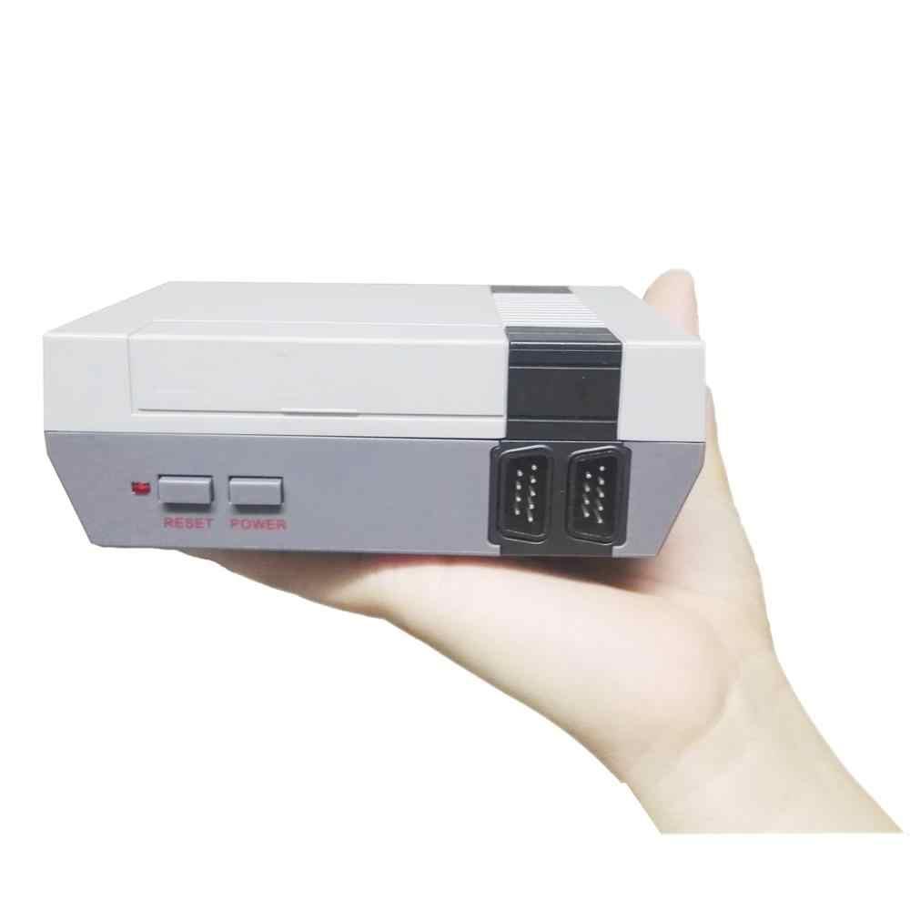 Dropshipping HDMI/Uscita AV Mini TV Portatile Retro Video Console di Gioco con il Classico 500 giochi Built-in per 4K TV PAL e NTSC