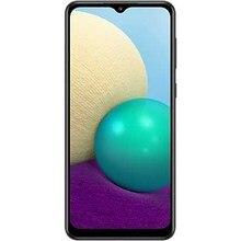 Смартфон SAMSUNG Galaxy A02 32Gb, SM-A022, черный