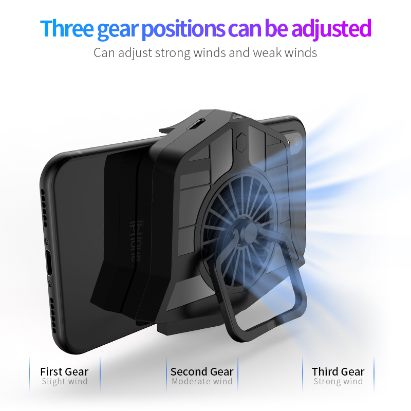 Three gear position can be adjusted