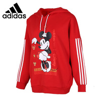Original New Arrival Adidas NEO W DSNY CNY HDY Women's Pullover Hoodies Sportswear