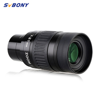 SVBONY - Zoom Eyepiece for Telescope - Versatile 7mm-21mm Zoom for Low Power and High Power Viewing - Works with Any Telescope
