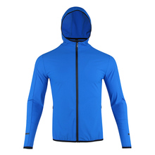 Outwear Running Hooded-Jackets Quick-Drying Fitness Nylon Winter Mens Thin Autumn And